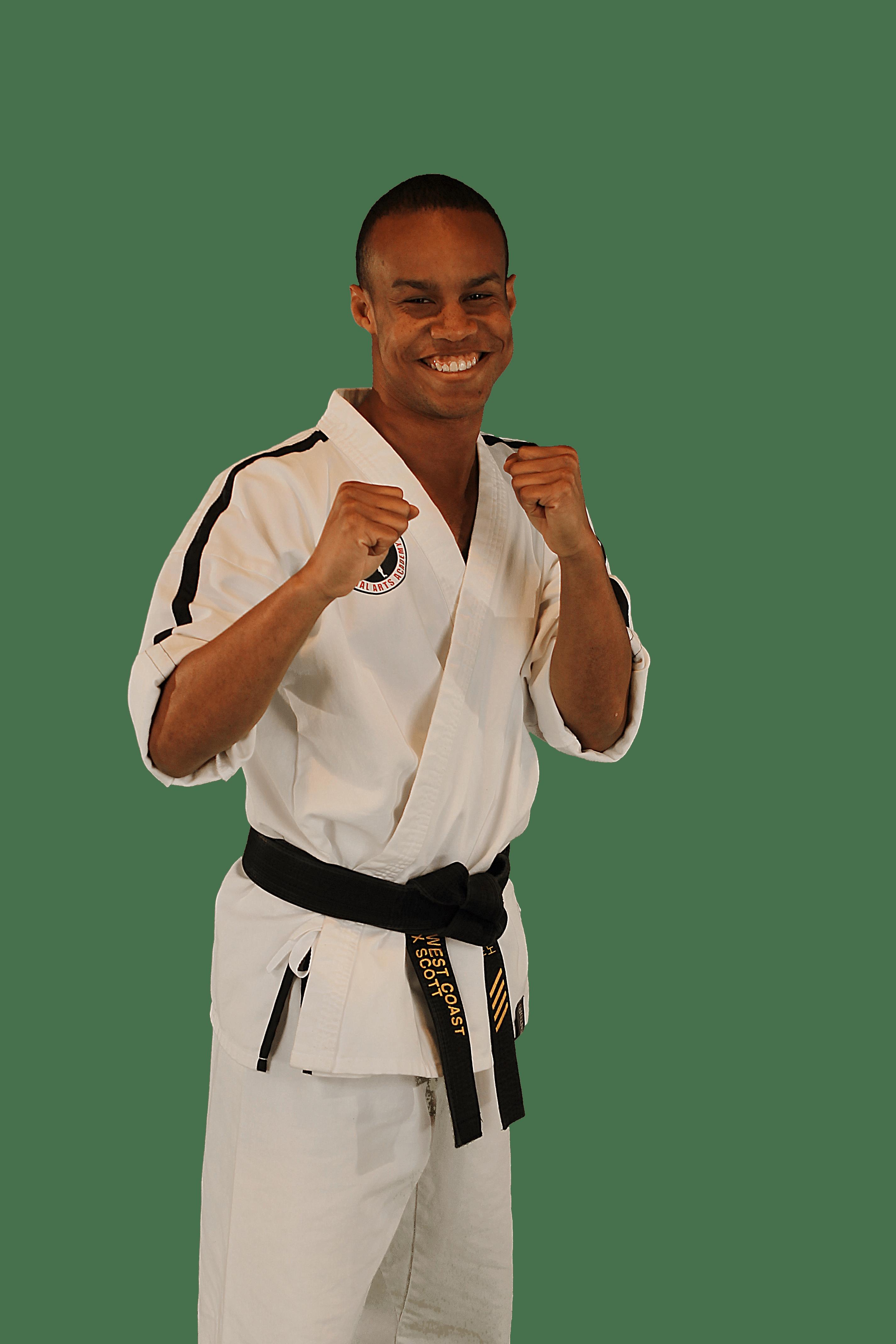 Alex Scott in Jonesboro - Joey Perry Martial Arts Academy