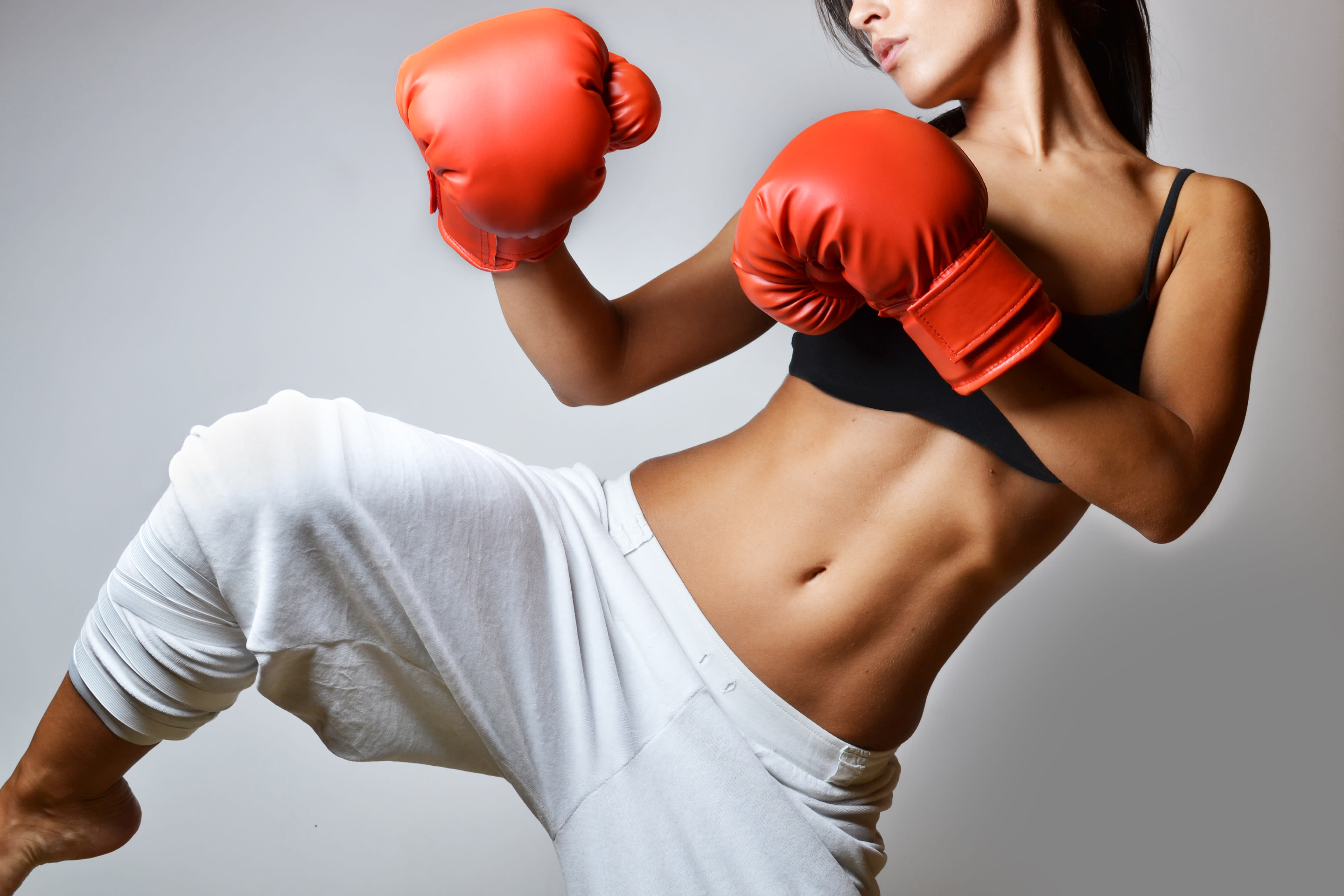 Johnston, Providence, & Cranston's Home For High Energy And Calorie Burning Kickboxing Workouts