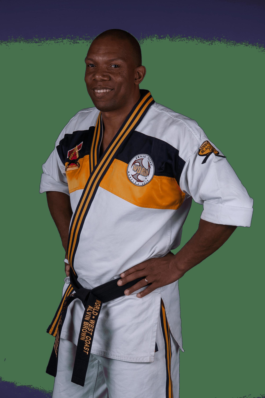 Alvin Brown in Jonesboro - Joey Perry Martial Arts Academy