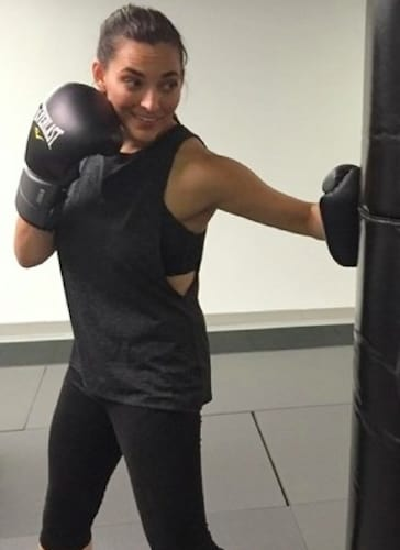 Amy Magers | Fitness Kickboxing Coach in Ann Arbor - URSA Academy
