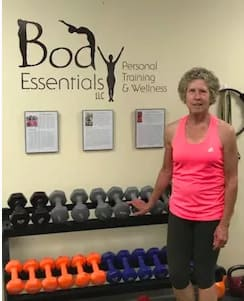 Andrea McQuade in Rutland - Body Essentials Personal Training & Wellness
