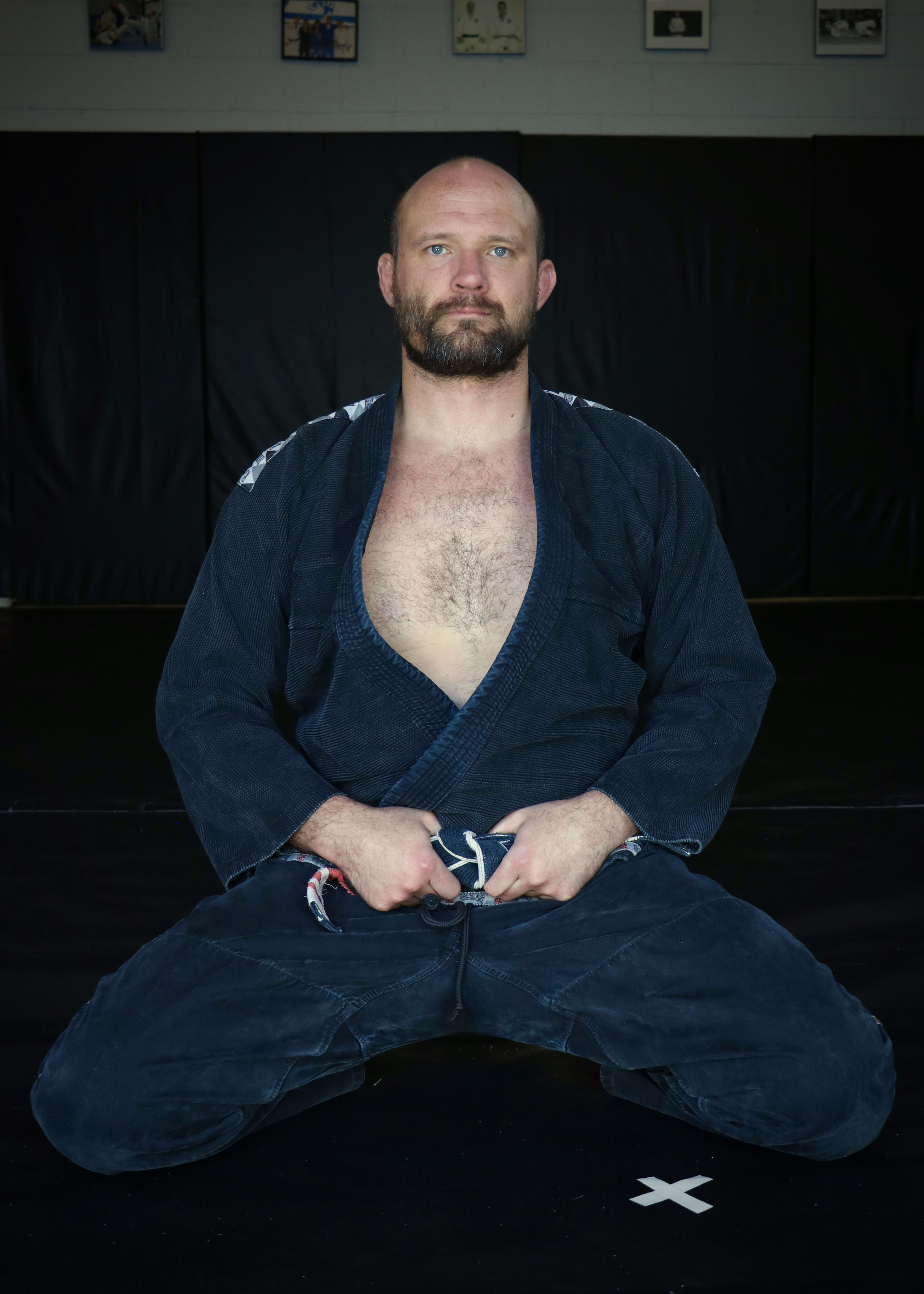 Andrew Dudderar in Denver - Dark Horse Combat Club