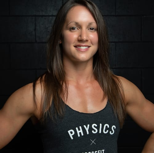 Ann Ladouceur in Orleans - Physics CrossFit