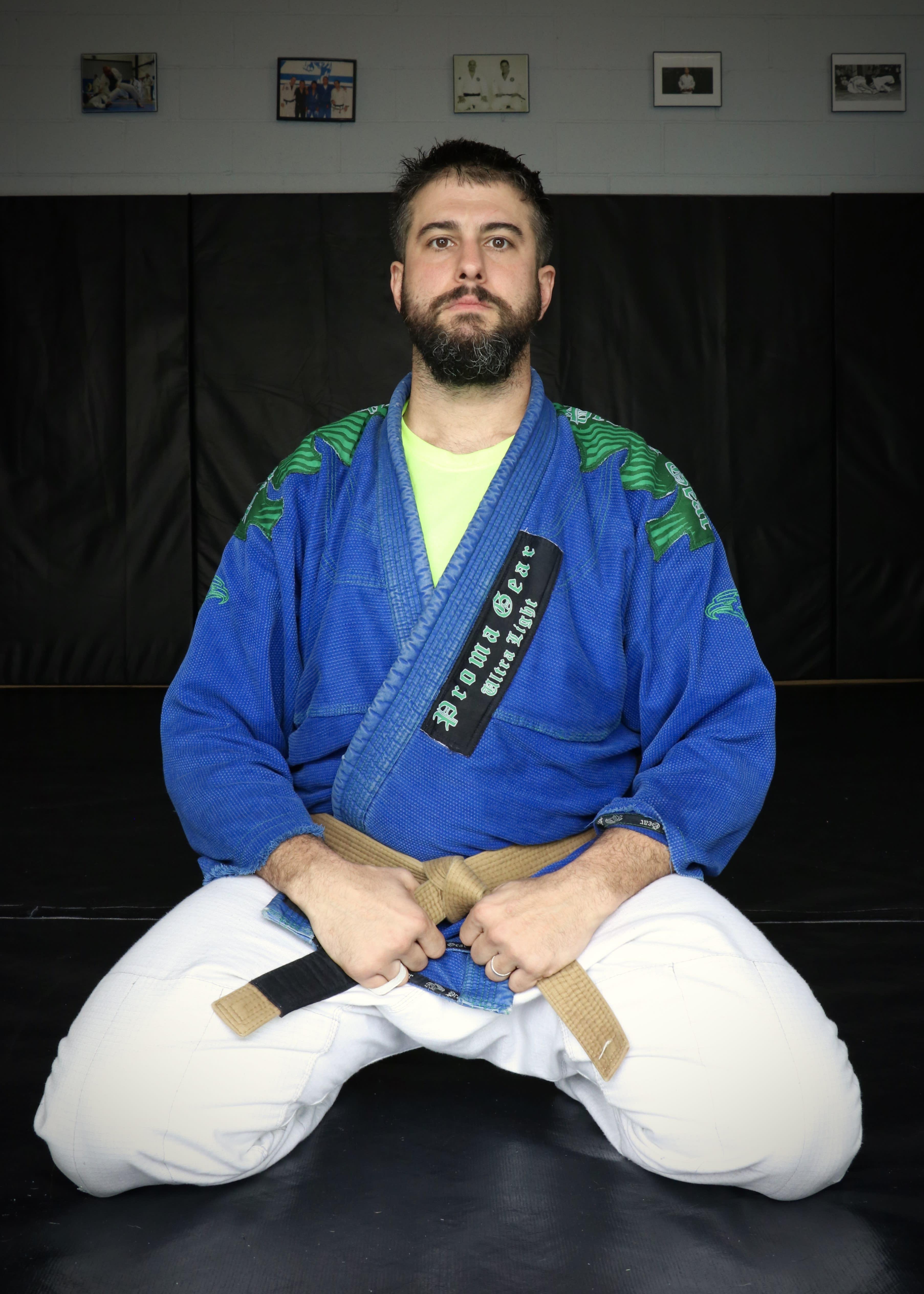 Anthony Militello in Denver - Dark Horse Combat Club