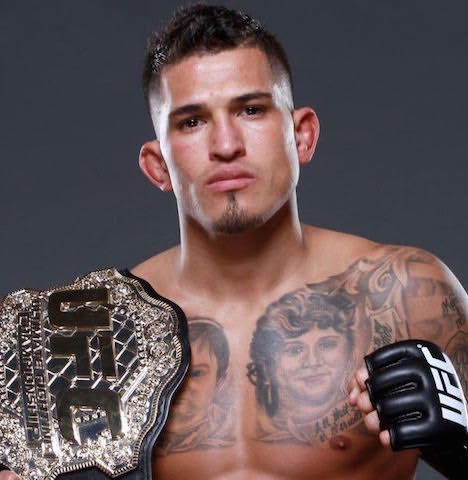 Anthony Pettis in St. Francis - Pettis Martial Arts
