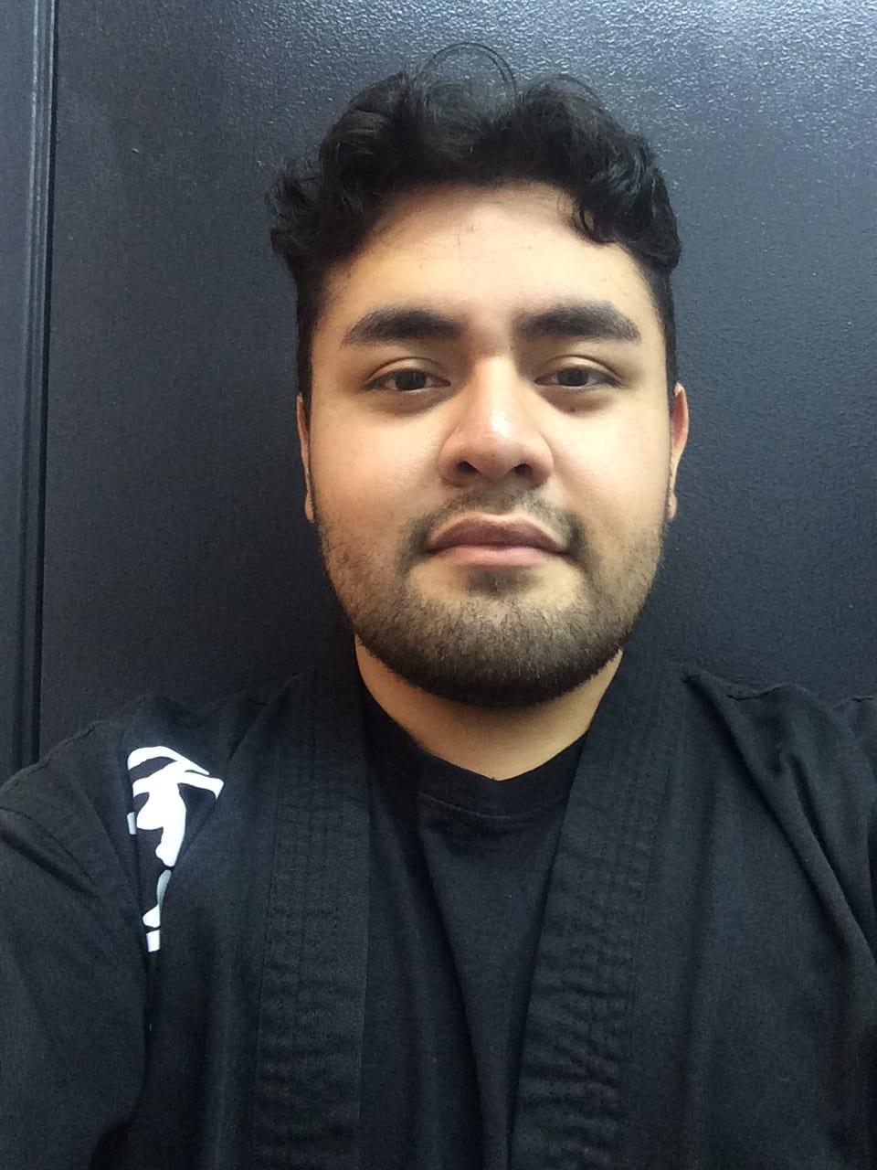 Arian Gabriel Solano in Houston - Meyerland Martial Art Center