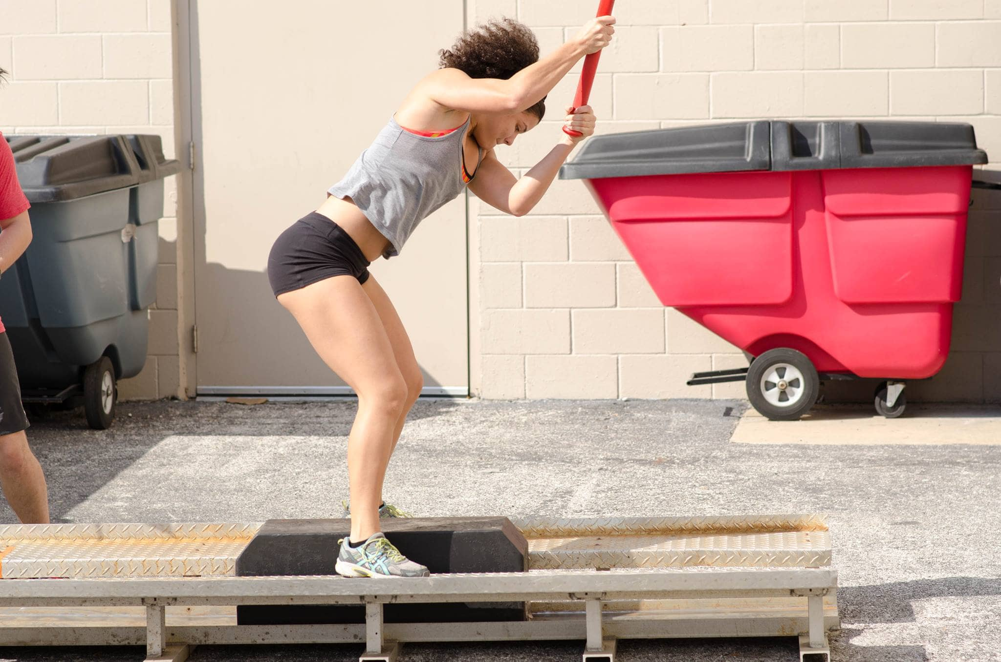 Ashley Forde in Brandon - CrossFit BNI