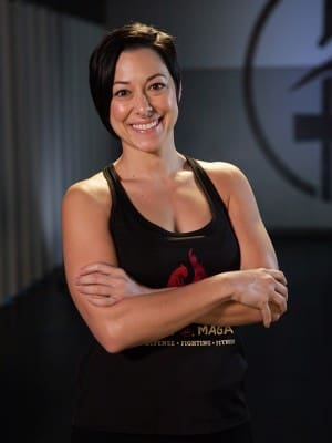 Ashley Merritt in Metairie - Triumph Krav Maga