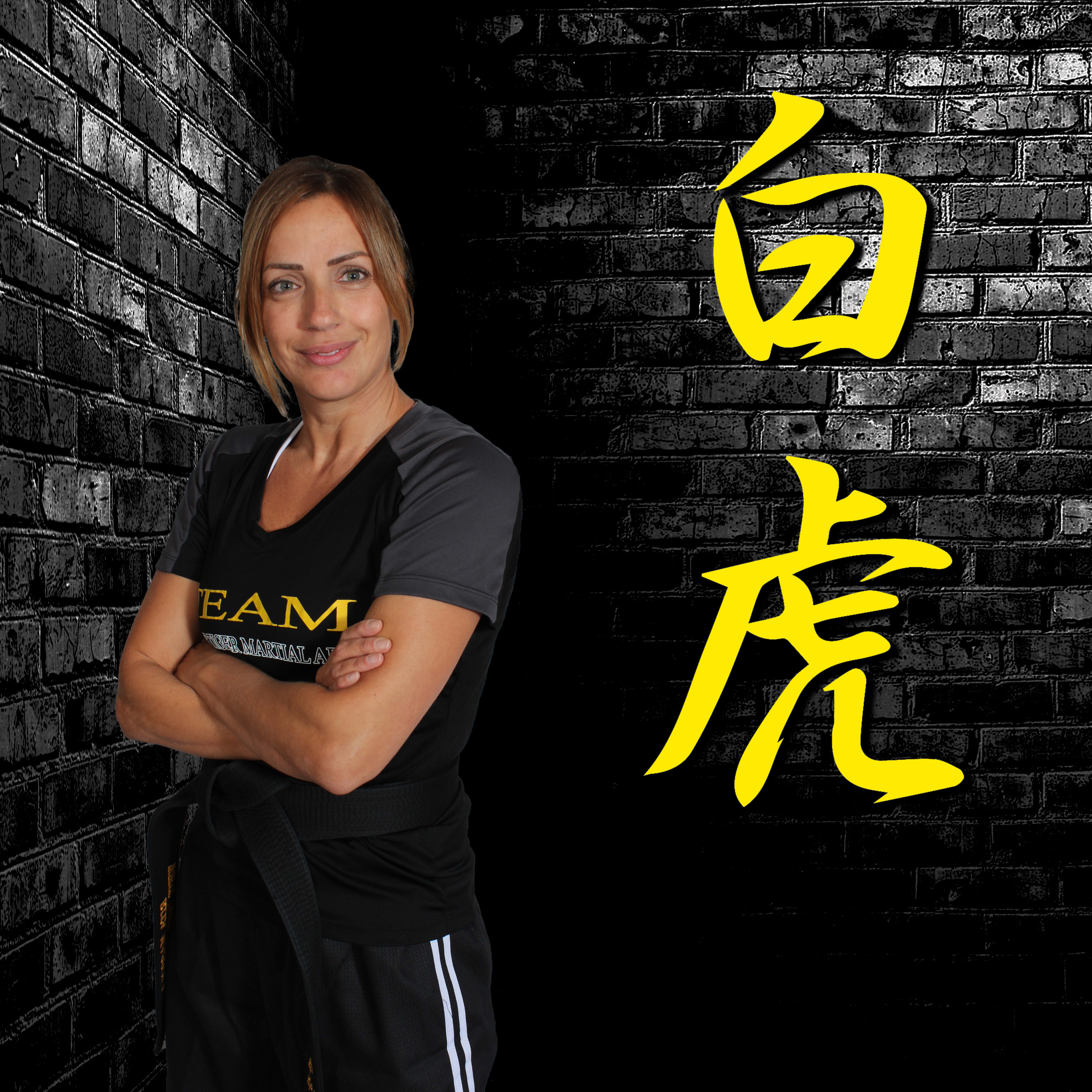 Rita Massola in Wayne - White Tiger Martial Arts