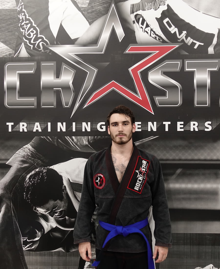 Michael in Frisco - Rockstar Martial Arts and Fitness