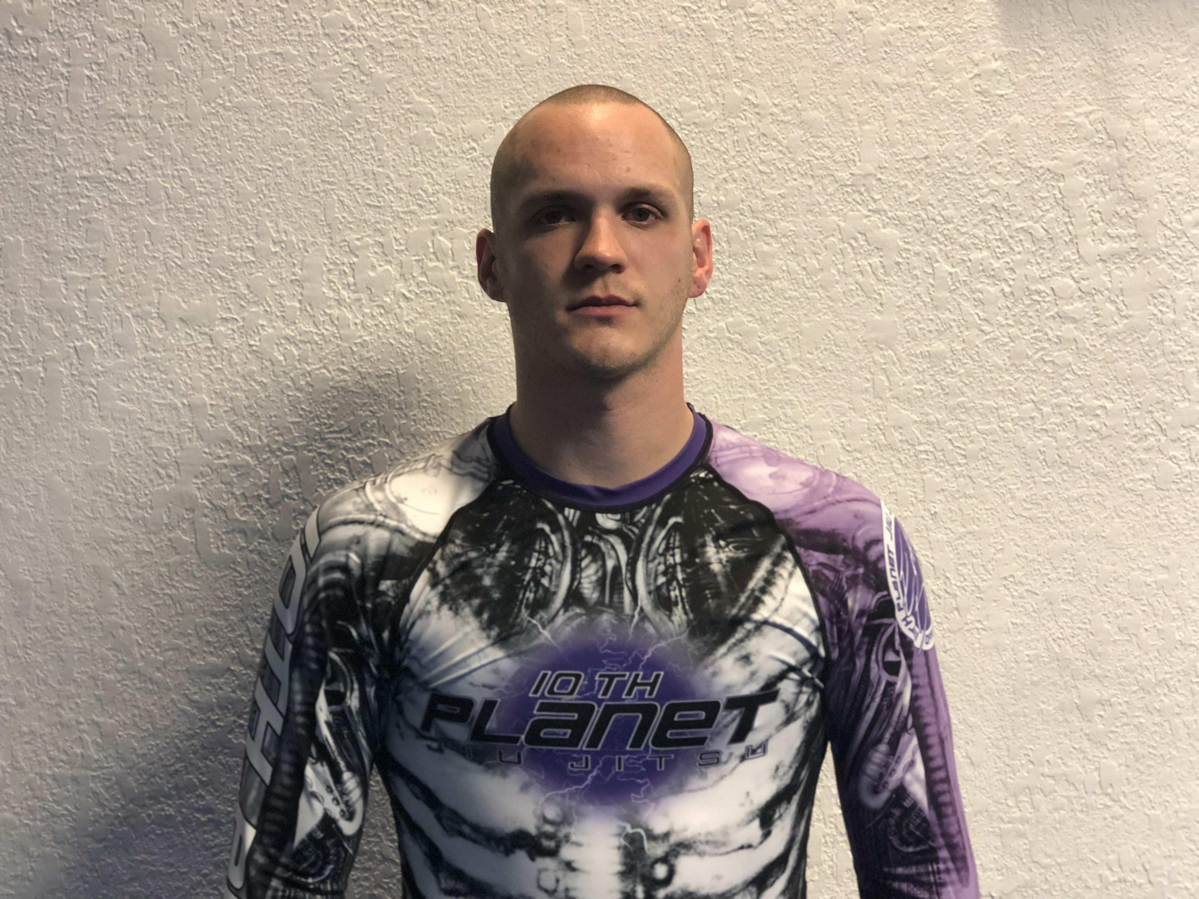 Austin Mayer in Newark - 10th Planet Jiu Jitsu Newark