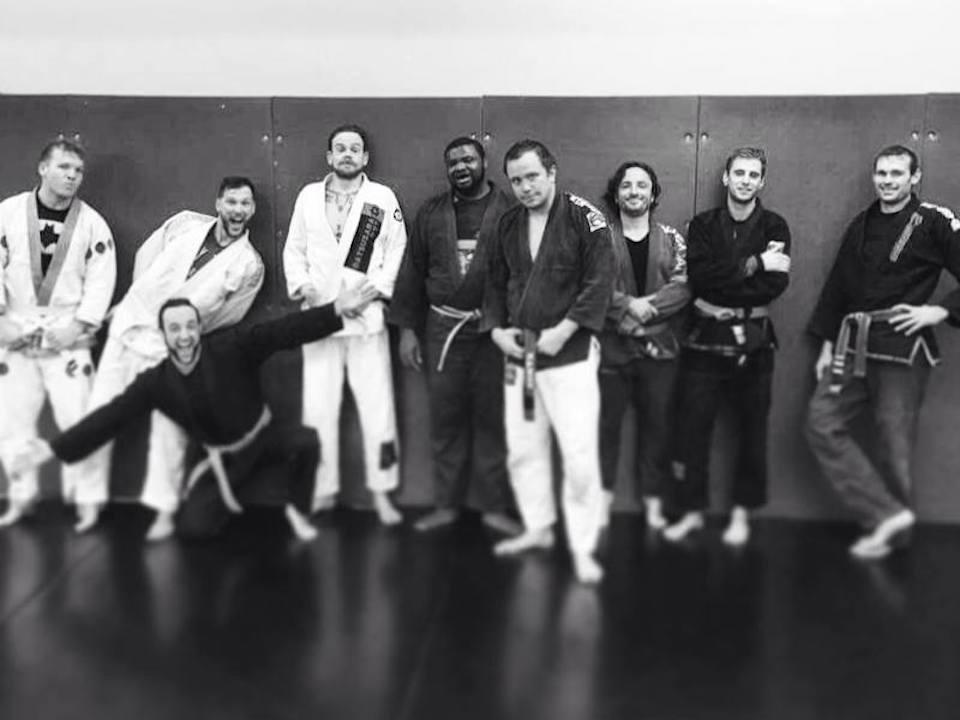 Portland Brazilian Jiu Jitsu