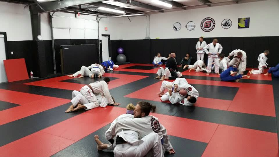 Fort Mill Brazilian Jiu Jitsu