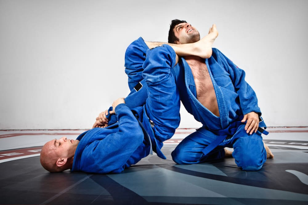 Judo and Jiu Jitsu