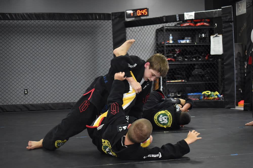 Kids Martial Arts near SKC Martinez