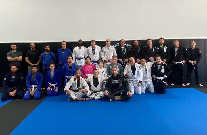 BJJ near Indian Land