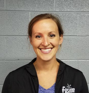 Bekah Graber in Archbold - Fusion Health & Fitness