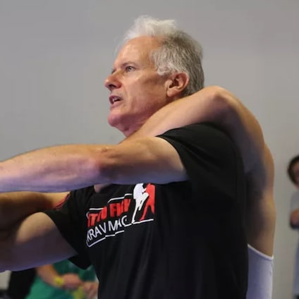 Bill Buck in Charlotte - FTF® Fitness and Self-Defense