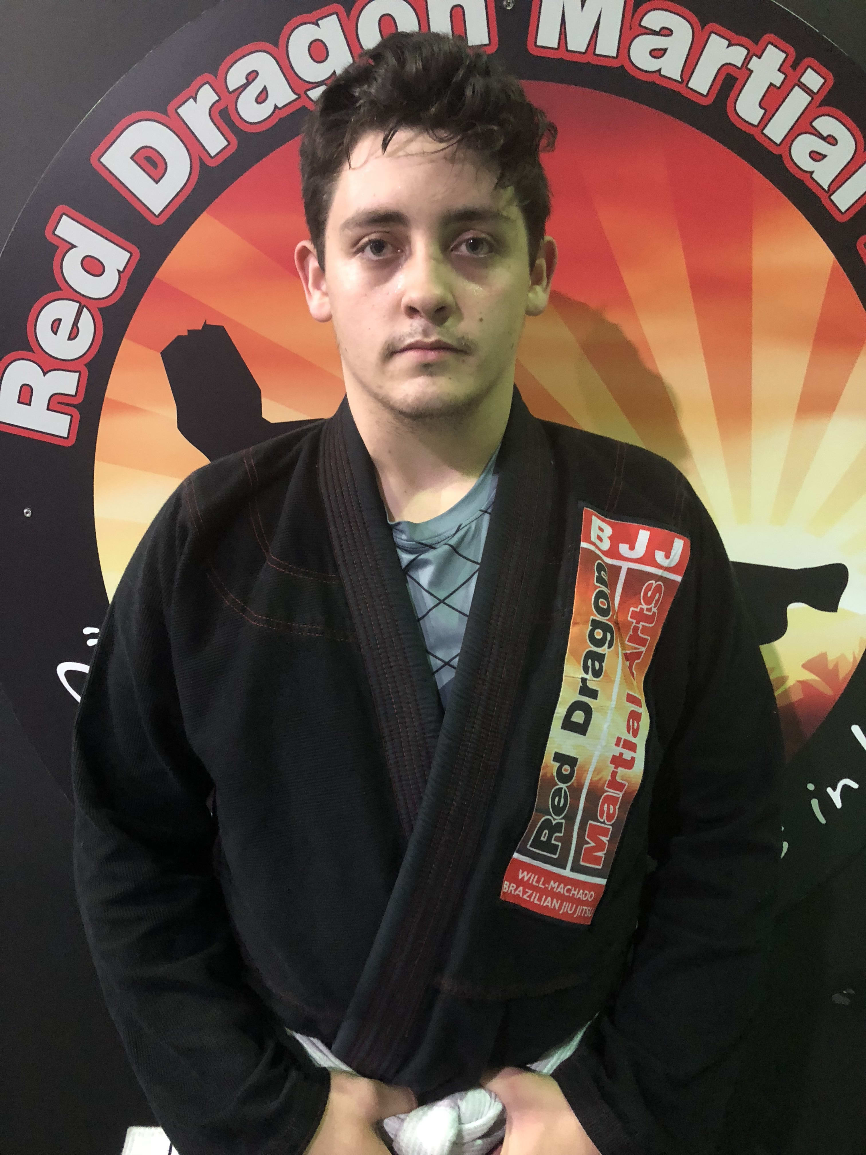 Billie Olley in Caboolture - Red Dragon Martial Arts