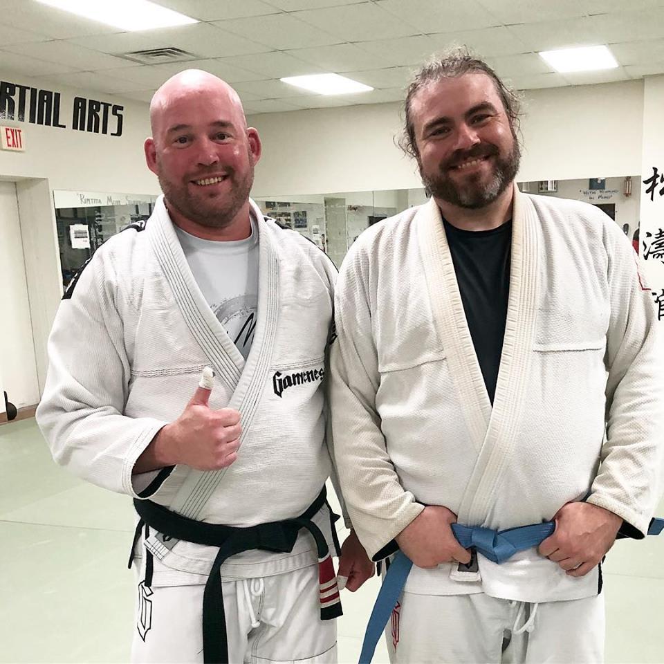 Benton Jiu Jitsu - Revolution MMA - Benton, Arkansas