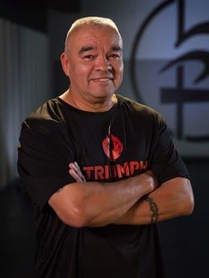 Bob Minjarez in Metairie - Triumph Krav Maga