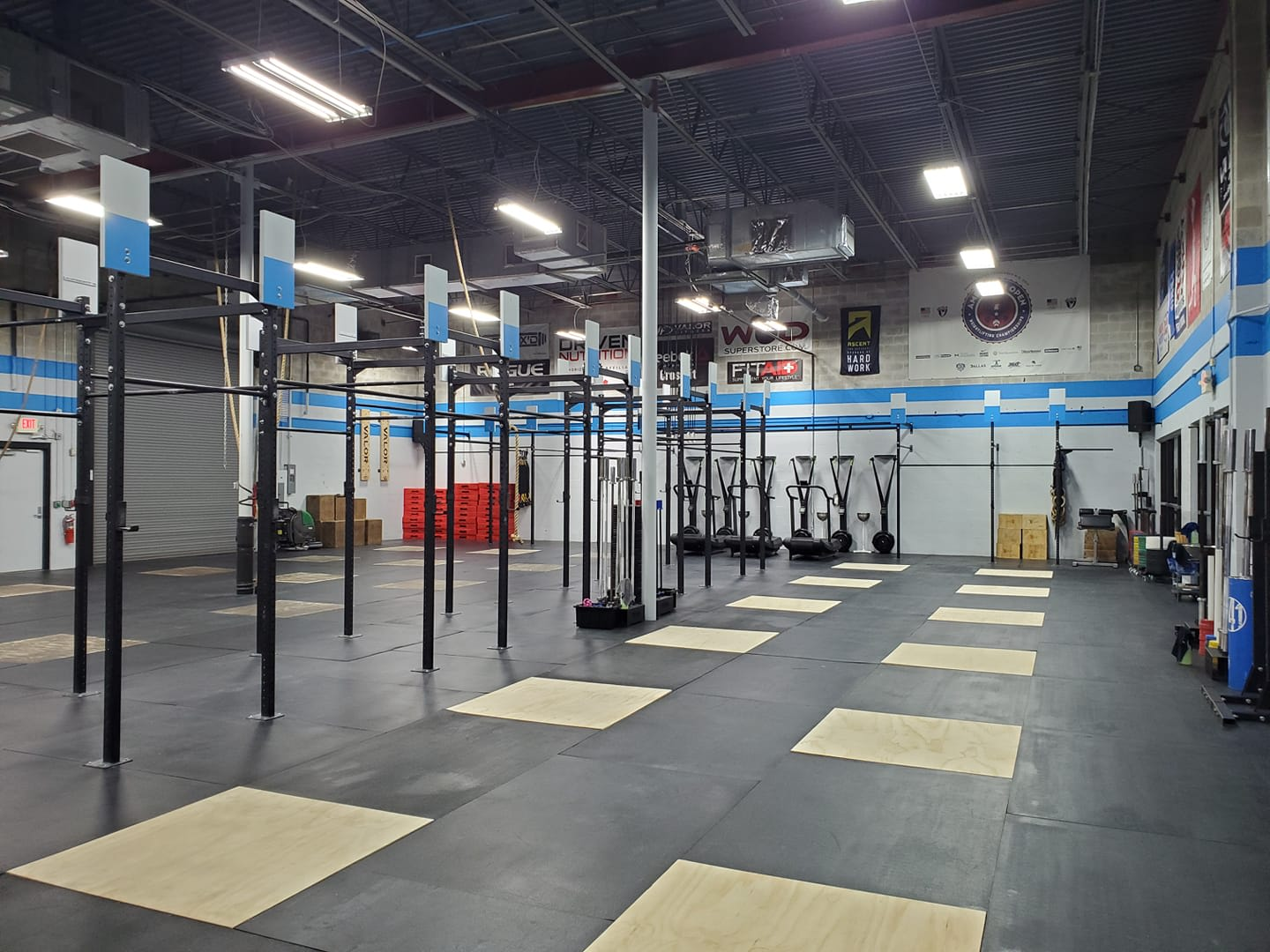 Bradenton's Home for CrossFit