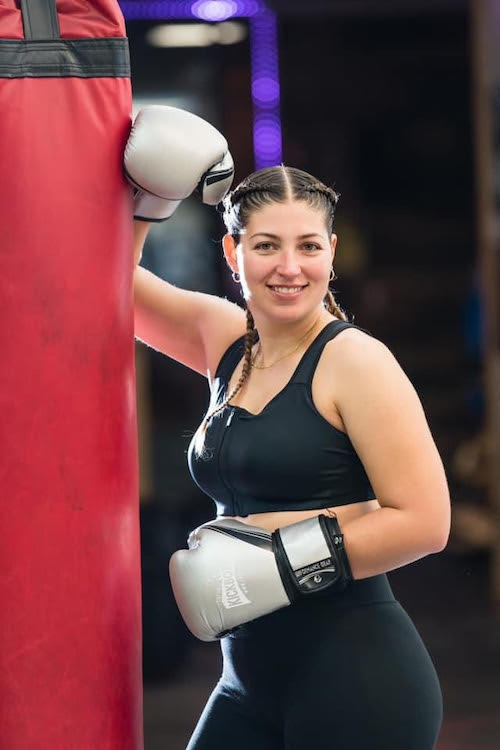 Fitness Kickboxing near Johnston
