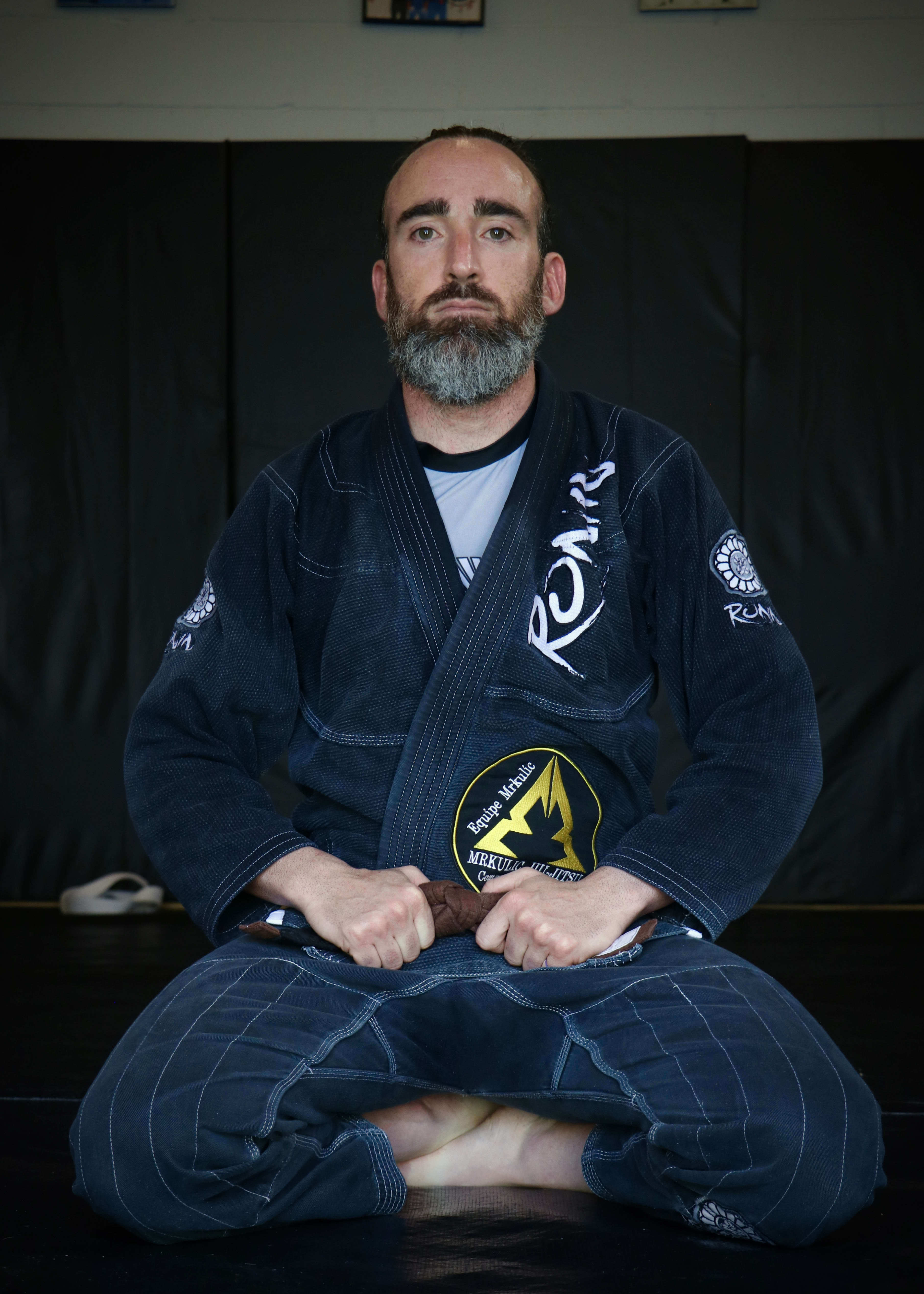 Brendan Churchin in Denver - Dark Horse Combat Club