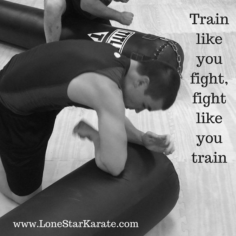 Brennen Wong in Richmond - Lone Star Karate & Self Defense