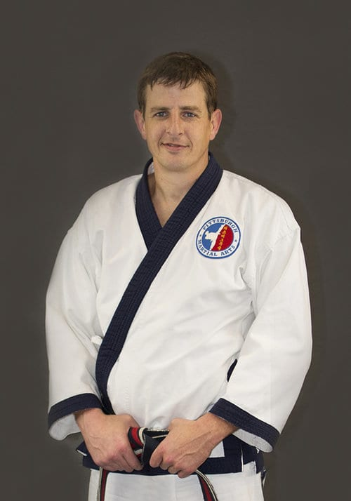 Brian Ward in Washington County - Pittsburgh Martial Arts
