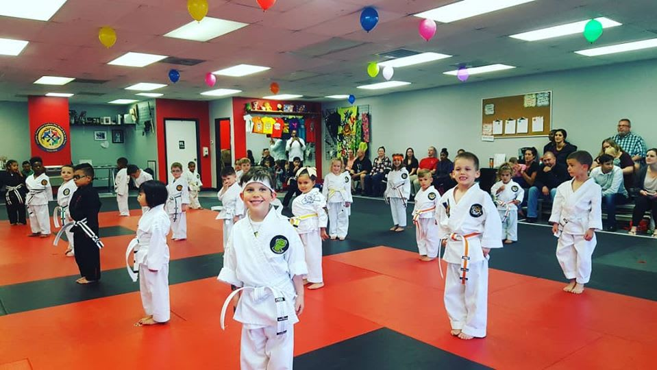 Build Confidence and Get in Shape with Martial Arts Training in Lewisville