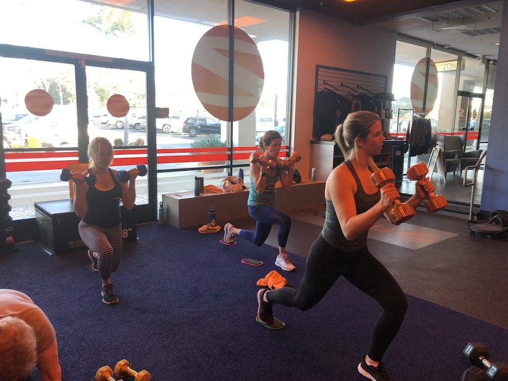 Full Body Workout near Ventura