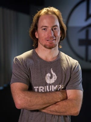 Byron Pogue in Metairie - Triumph Krav Maga