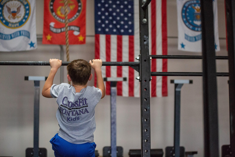 Fontana Kids CrossFit