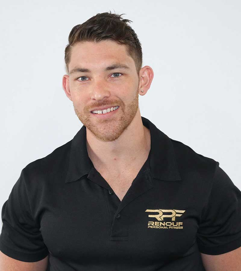 CJ Ferguson in Perth - Renouf Personal Fitness
