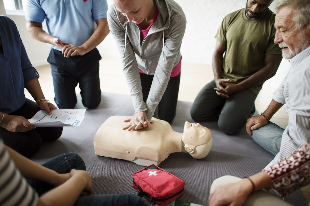CPR and First Aid near Jonesboro