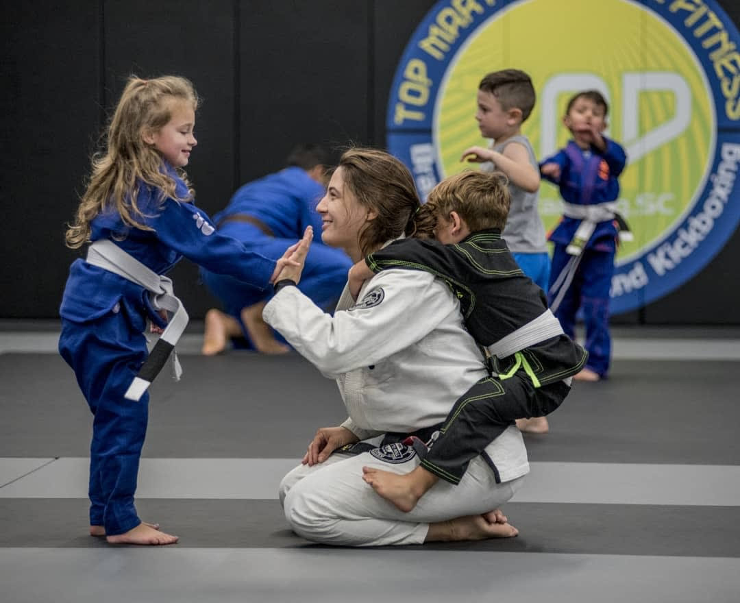 Kids Martial Arts near Spartanburg