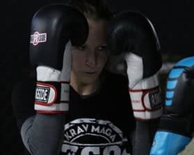 Candace Cleverly in Long Beach - 360 Krav Maga