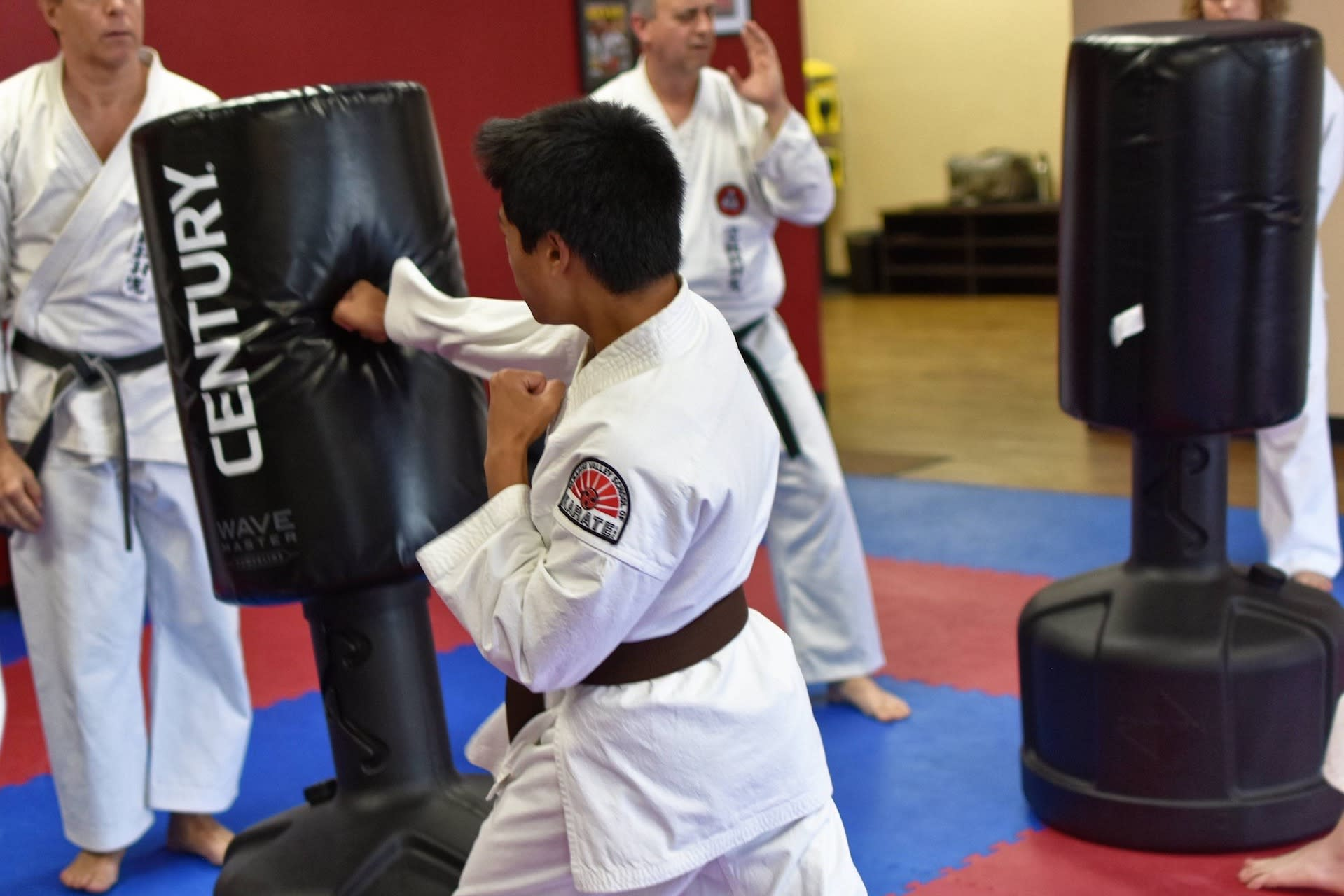 Proudly Serving The Phoenix Community With Martial Arts Classes For All