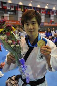 Master Charlie Chong in Calgary - Master Rim's Taekwondo