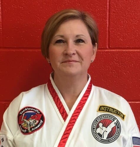 Cheryl Barnes in Centerton - Martial Arts Advantage of Centerton