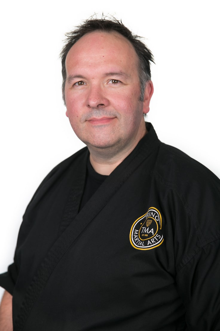 Shihan Christopher Allen in Tring - Tring Martial Arts