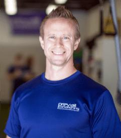 Chris Ecklund in Santa Barbara - Prevail Conditioning