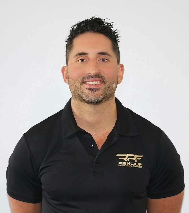 Chris Ioppolo in Perth - Renouf Personal Fitness