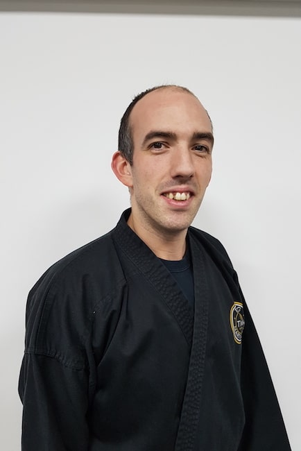 Sensei Chris Peck   in Tring - Tring Martial Arts