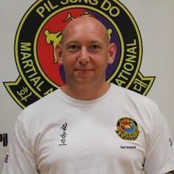 Christopher Billingham in Camberley - Pil Sung Do Martial Arts
