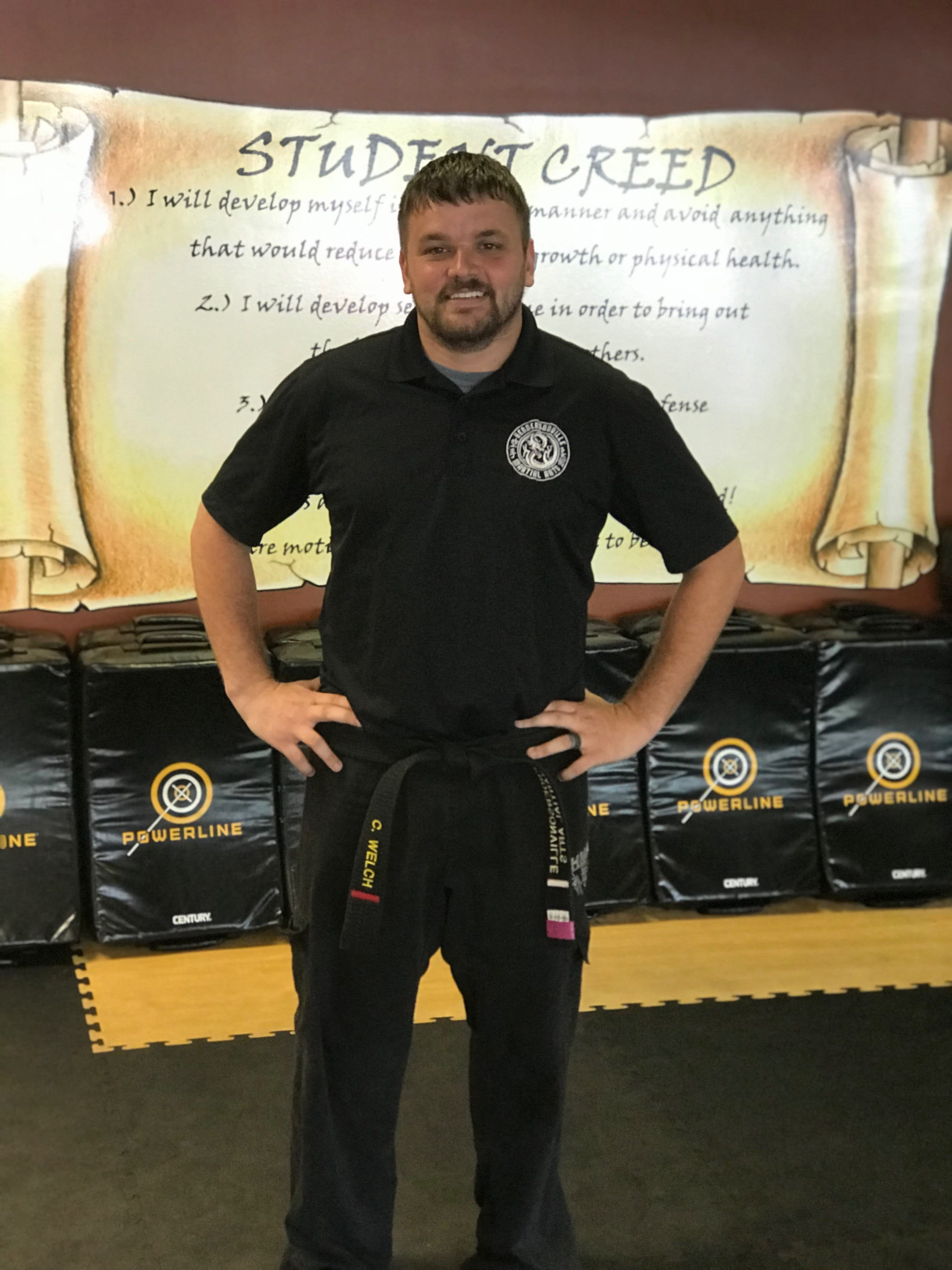 Clay Welch in Hendersonville - Hendersonville Martial Arts