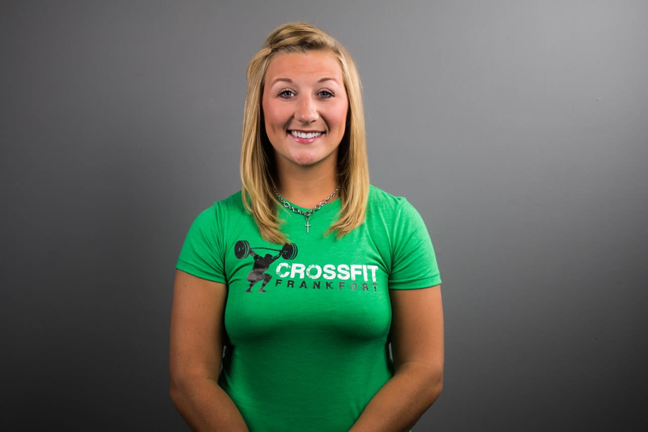 Coach April in Frankfort - Crossfit Frankfort