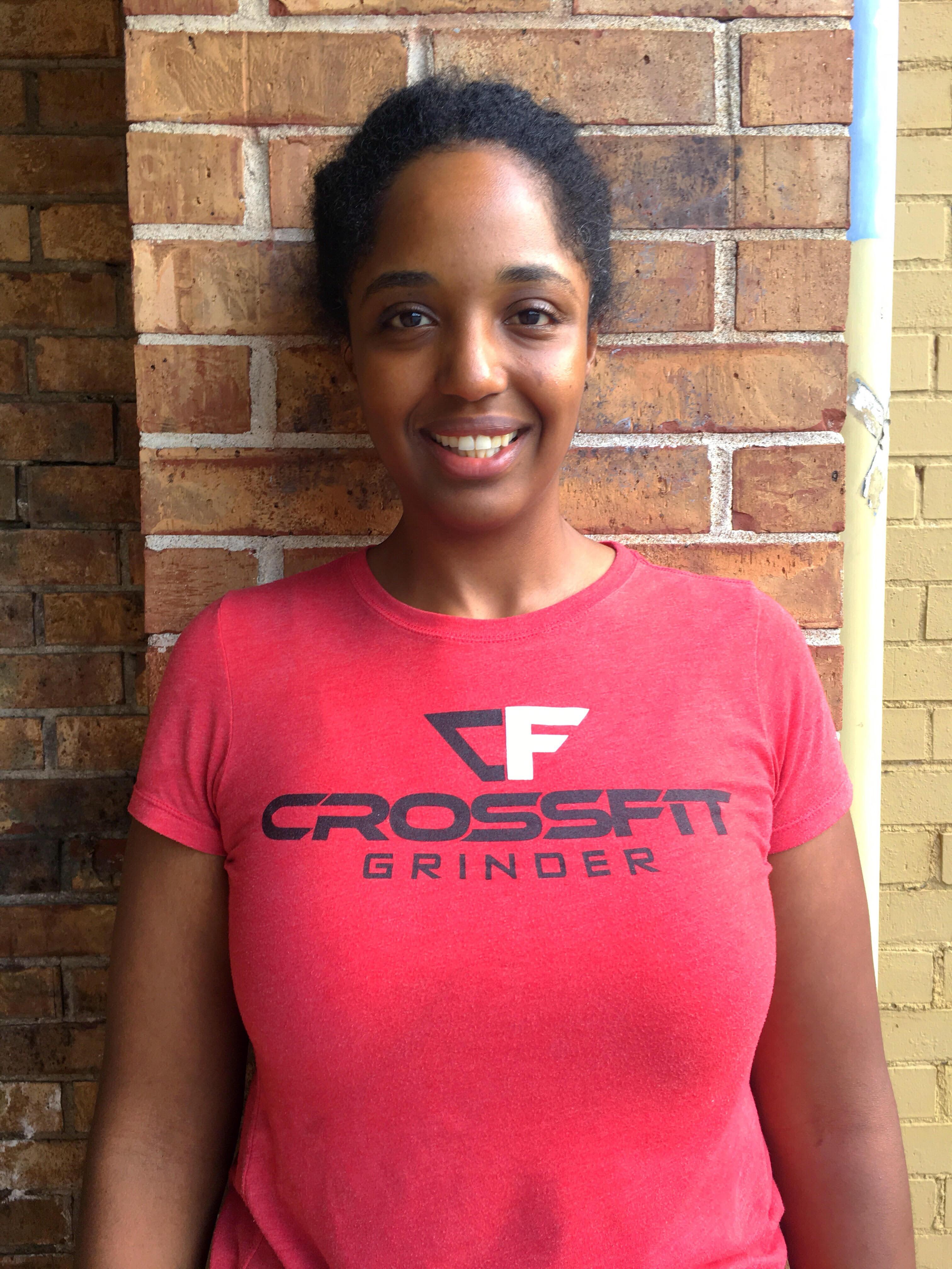 Etsehiwot Ezra in Sandy Springs - CrossFit Grinder