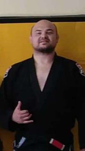 Coach Francisco Davilla in Hesperia - Foo Dogs Martial Arts Academy